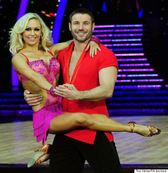 James Jordan Slams 'Strictly Come Dancing' Pro Kristina Rihanoff, Claiming She's 'Playing The Innocent