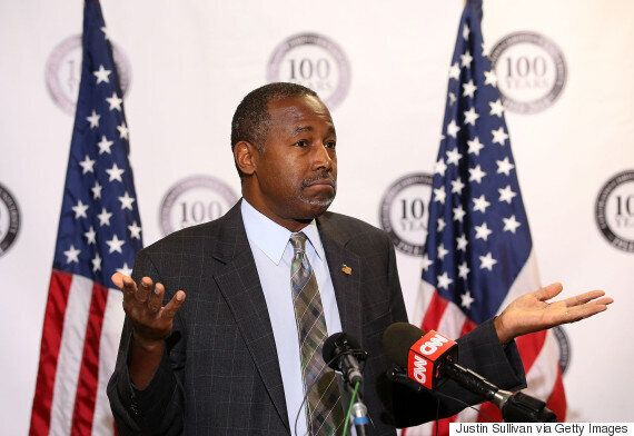 Richard Dawkins Suggests Backing 'Absurd' Ben Carson For Republican Presidential