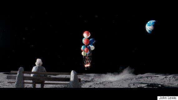 John Lewis Christmas Advert 2015: #ManOnTheMoon Clip Features Singer Aurora Covering Oasis' 'Half The...