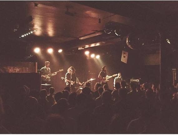 Holy Holy live at The Lexington,