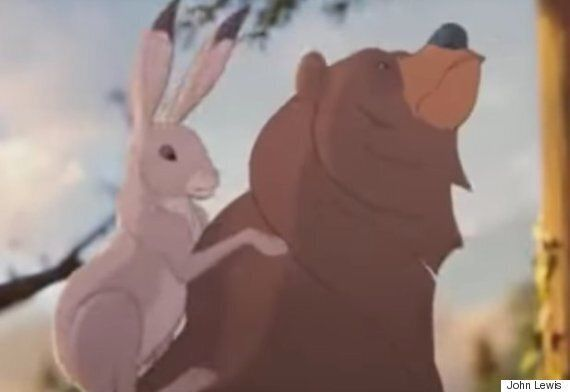 John Lewis Christmas Adverts Throughout The