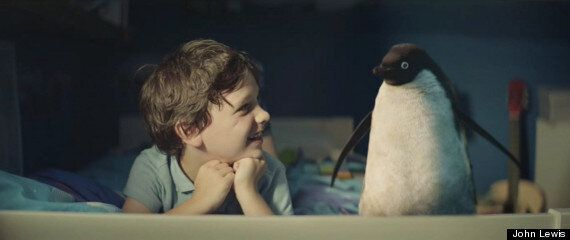 John Lewis Advert Partners With Age UK For Man On The Moon Christmas