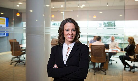 Women in Business Q&A: Ashley Goldsmith, Chief Human Resources Officer,