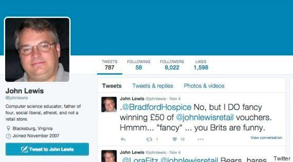 John Lewis Christmas Advert Prompts Twitter Deluge At John Lewis The