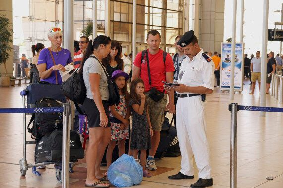 Sharm El-Sheikh: Thomas Cook Rescue Flights To Egypt Turned