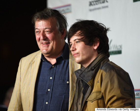 Stephen Fry Reveals Hopes Of Becoming A Father With Husband Elliott