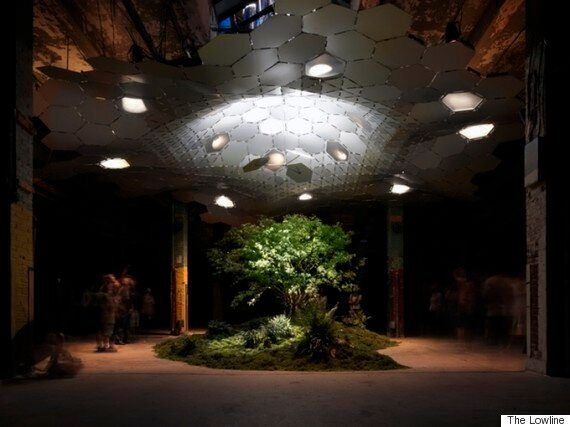 World's First Underground Park In New York Will Be Powered By Solar Energy As Kickstarter Project Steams