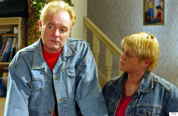 Bruce Jones, Ex 'Coronation Street' Star, Reveals He's Living On Benefits On Channel 5's 'Celebs On Benefits:...