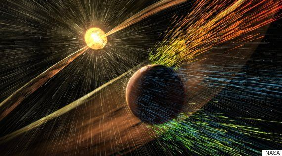 NASA's Mars Announcement Takes Us One Step Closer To Solving The Mystery Around Planet's 'Alien