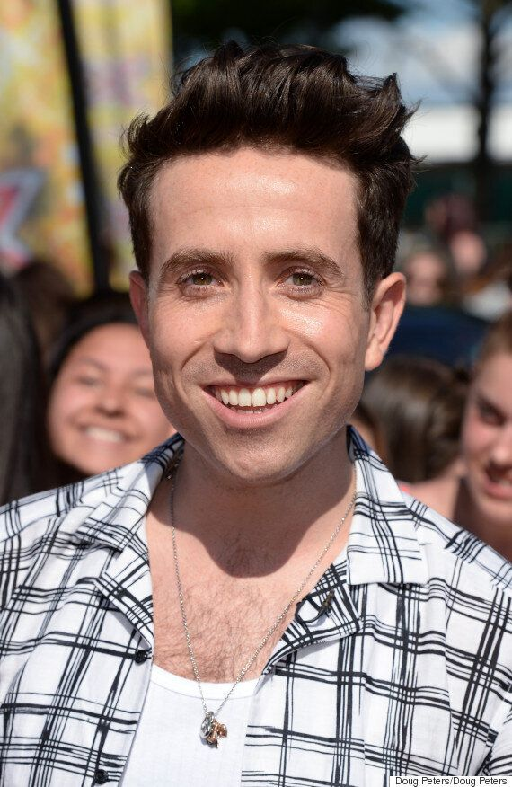 'X Factor' 2015: Nick Grimshaw Told His Job Is Safe By Simon Cowell, Amid Louis Walsh And Louis Tomlinson