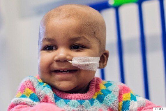Breakthrough Cancer Treatment Saves One-Year-Old Diagnosed With Incurable