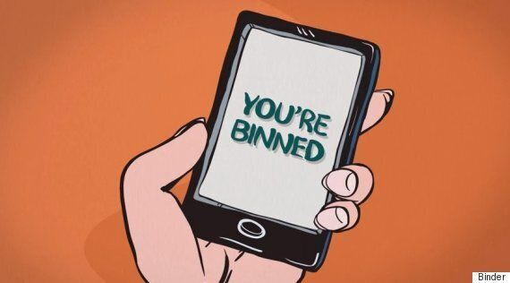 Tennent's Lager Builds Tinder-Style App, Binder That Helps Men Break-up With