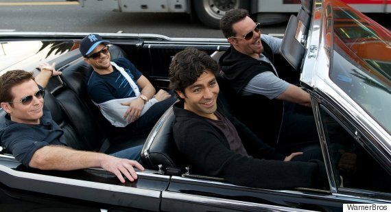 'Entourage' Director Doug Ellin Brushes Off Critics' Complaints About Film - 'It's A Fantasy, There's...