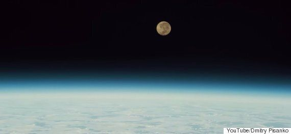 This 4K Timelapse Of Earth From The ISS Is Absolutely