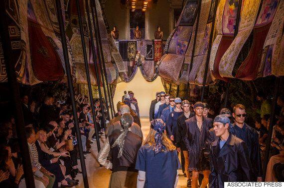 Calvin Klein, Versace And More Summer Menswear Highlights From Milan Fashion Week