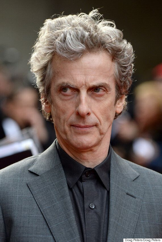 'Doctor Who': Peter Capaldi Claims Show Is 'Pawn In Saturday Night