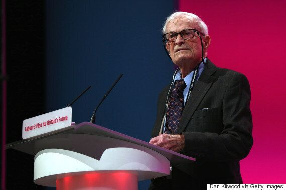 Veteran Harry Leslie Smith Says The 'Politicised' Red Poppy Is Used To 'Sell' The Government's War On