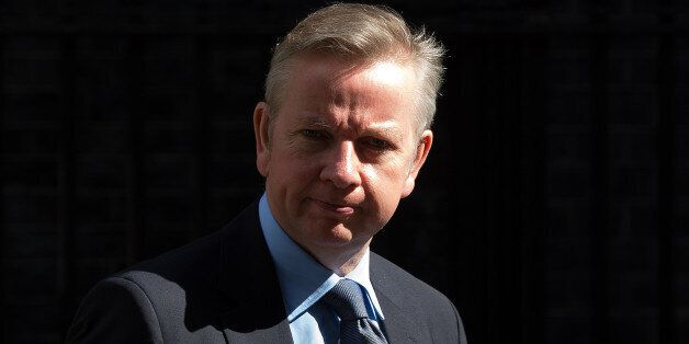 LONDON, ENGLAND - JUNE 03: Education Secretary Michael Gove leaves leaves Downing Street for Prime Minister's...