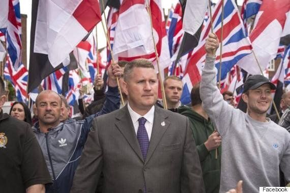 Britain First Conference Cancelled So They Claim They're Like British War