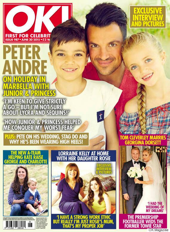 'Strictly Come Dancing': Peter Andre Reveals His Love For The Show, Admitting 'I'm Keen To Do It When...