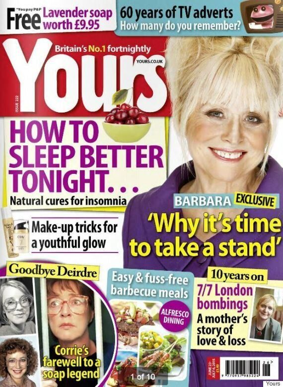 'EastEnders' Legend Barbara Windsor Hits Out At Young Soap Stars For Talking On Their Phones And Being...