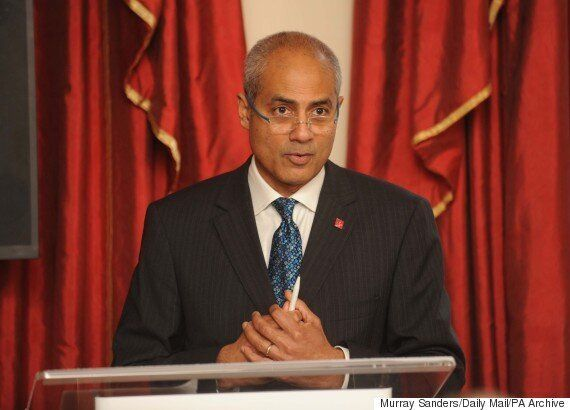BBC's George Alagiah Is Clear Of Cancer And Wants To 'Get Back On
