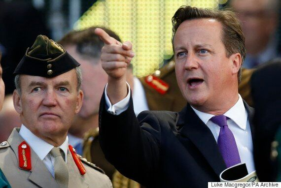 Military Chief: Britain Is 'Letting Down' Its Allies By Not Bombing Islamic State In