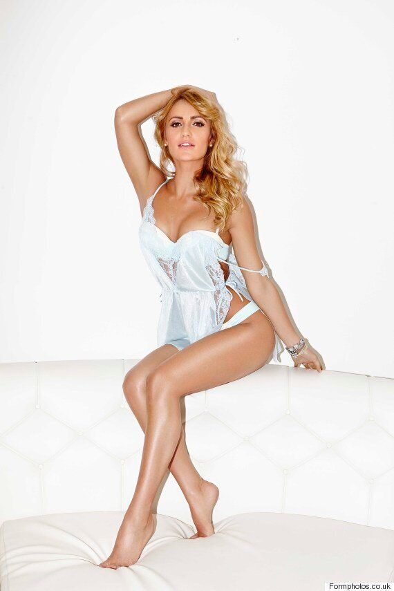 Aliona Vilani's Calendar Is A Little More SFW Than 'Strictly Come Dancing' Rival Ola Jordan's Latest