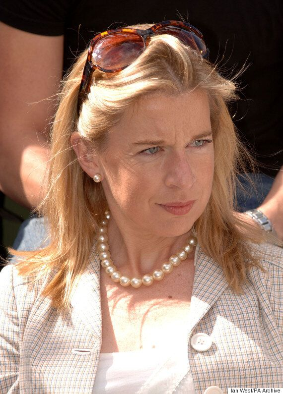 Katie Hopkins Urges 'Spineless Morons' At UCL To Reinstate Disgraced Scientist Sir Tim