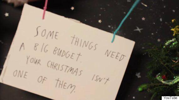 John Lewis Christmas Advert: Art Students Make £700 Parody Mocking Retailer's £7m