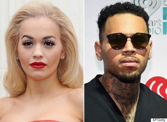 Rita Ora Defends Chris Brown's Past: 'If You Have A Great Song, No-One