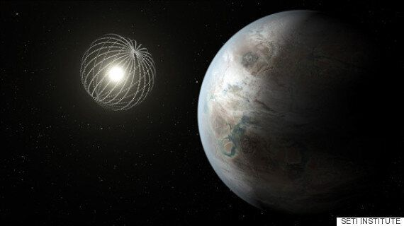 Professor Brian Cox Suggests 'Aliens' Could Use KIC Star System To Power Their