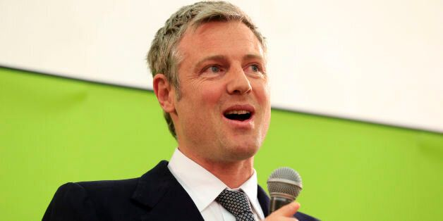 File photo dated 08/05/15 of Zac Goldsmith, as the Tory MP has declared his intent to enter the race...