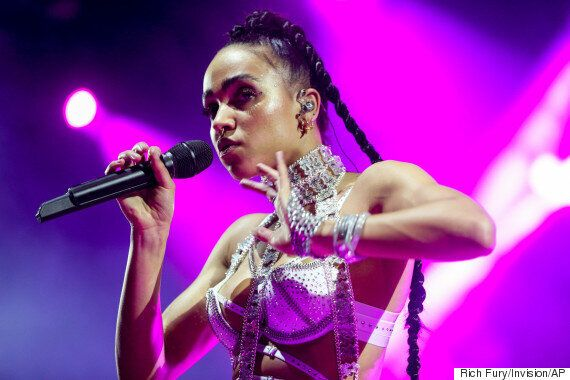 BRITS BLITZ: FKA Twigs' Rise To Fame - And Why She's Just The Woman To Fly The British Flag