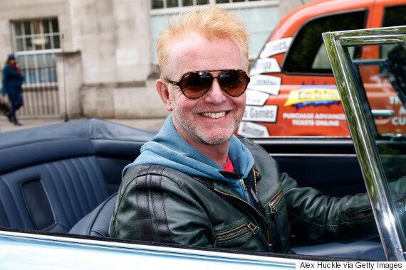Dermot O'Leary Rules Out 'Top Gear' And 'Strictly Come Dancing': 'Chris Evans Will Want His Own