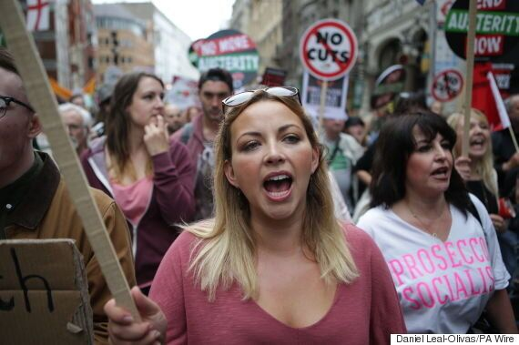 Charlotte Church And Louise Mensch Engage In Fiery Twitter Row About
