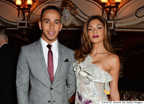 Nicole Scherzinger Downplays Lewis Hamilton Reunion Following Night Out In