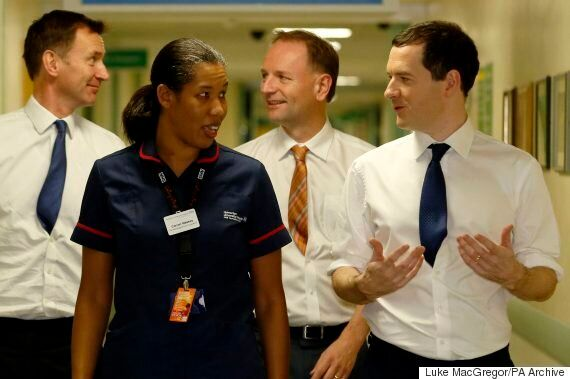 NHS Chief Executive Simon Stevens Reveals George Osborne Has Still Not Agreed To 'Front-Load' £8bn Extra