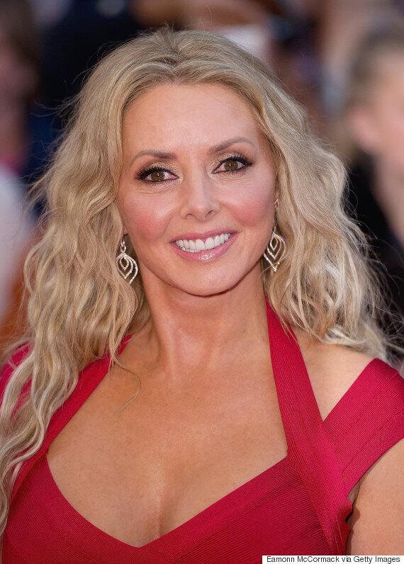 Carol Vorderman Admits She's 'Semi-Retired' From TV To Focus On Plans To Fly Solo Across The