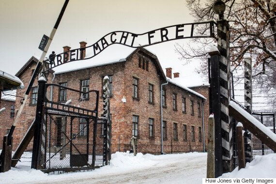 Teenagers Arrested Over Auschwitz Theft Escape With A
