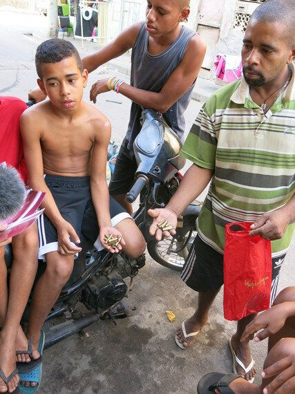 The Boy Shot in a Rio Favela - One Year On, What's