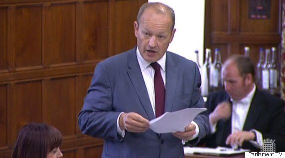 Labour MP Simon Danczuk Accuses Lord Janner Of 'Abusing Children In