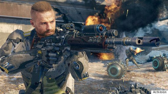 Call Of Duty: Black Ops 3 Multiplayer