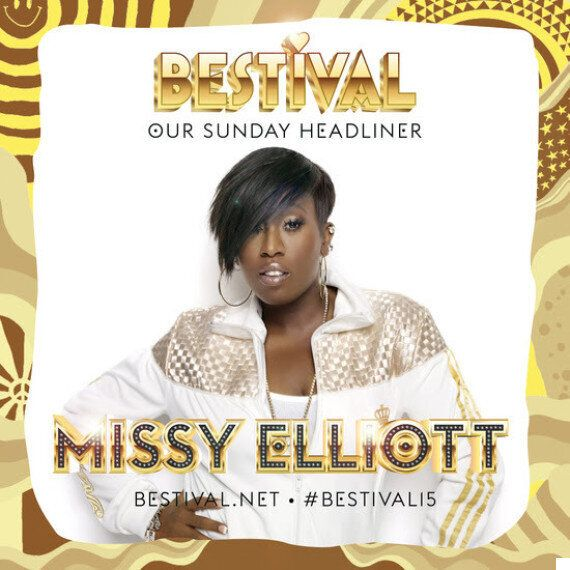 Bestival Line-Up 2015: Missy Elliott Confirmed As Sunday Night Headliner, With First UK Show In Nine