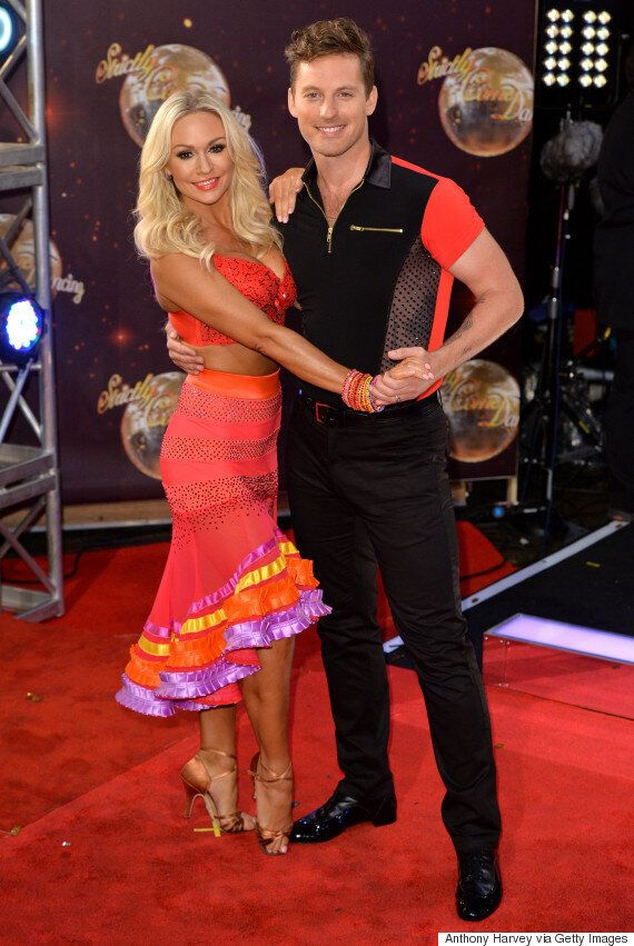 'Strictly Come Dancing' Professional Kristina Rihanoff Risks Fury Of Bosses By Attending 'X Factor' Live