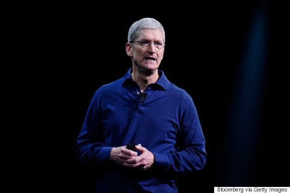 Tim Cook: 'Dire Consequences' If Snooper's Charter Removes