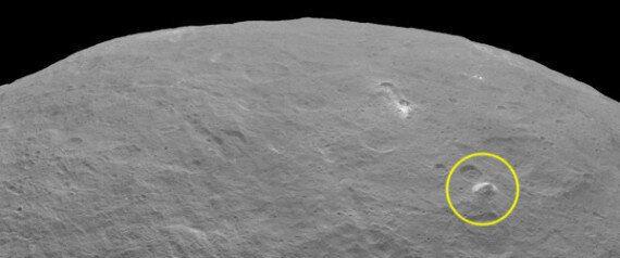 Mars 'Pyramid' Is Proof Of Alien Life Claim UFO