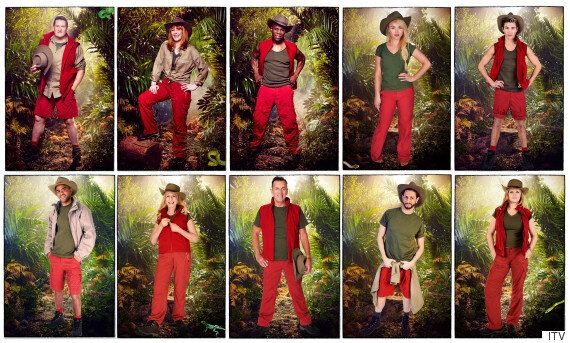 'I'm A Celebrity' Contestants 2015: Line-Up Includes Tony Hadley, Duncan Bannatyne, Jorgie Porter And...