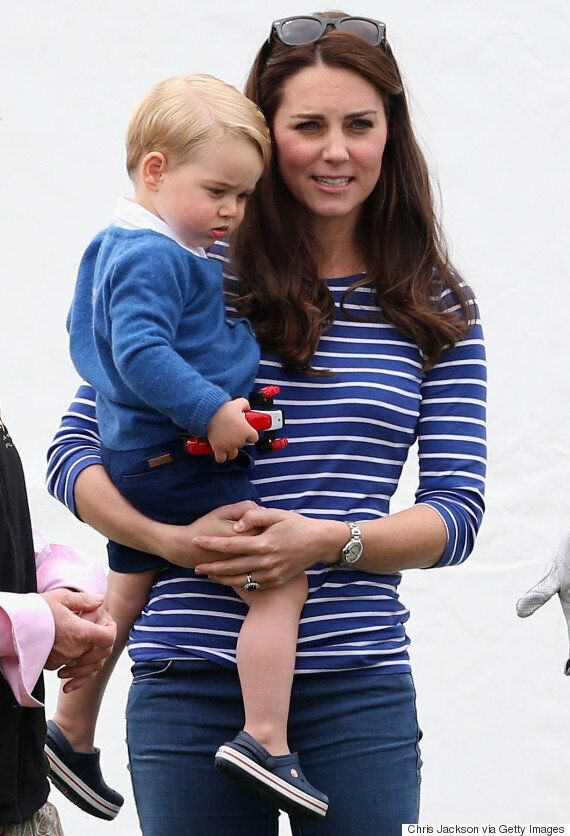 The Prince George Effect Strikes Again: Crocs Sales Soar