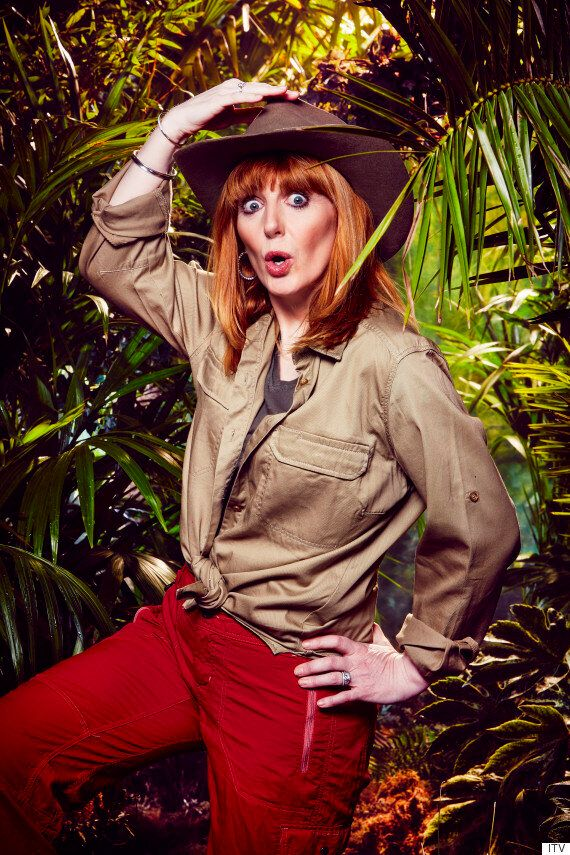 'I'm A Celebrity' 2015 Contestant Yvette Fielding Undergoes DIY Hypnotherapy To Help Jungle